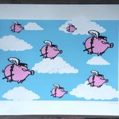 Flying Pigs..