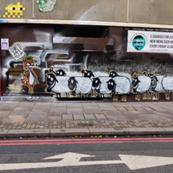 Street Art Tour - Shoreditch, East London